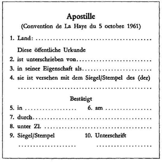 Beglaubigte Übersetzung Russisch Deutsch